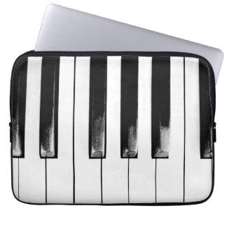 Sleeve Para Notebook Chaves antigas do piano