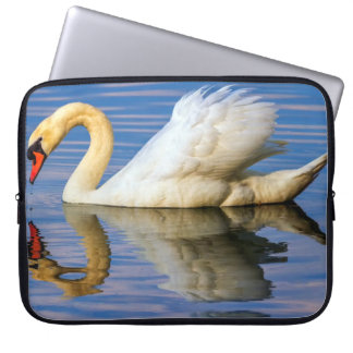 Sleeve Para Notebook Cisne muda, olor do cygnus