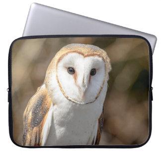 Sleeve Para Notebook Coruja de celeiro