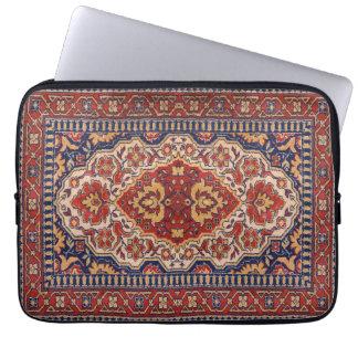 Sleeve Para Notebook Design geométrico tribal do tapete