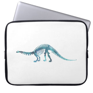 Sleeve Para Notebook Esqueleto do dinossauro