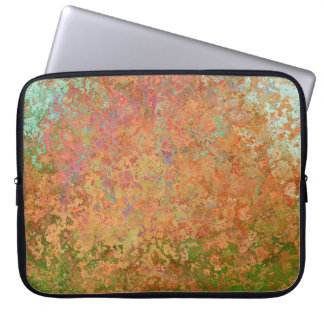 Sleeve Para Notebook Folha oxidada