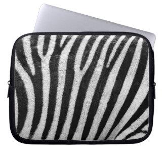 Sleeve Para Notebook Impressão da pele da zebra