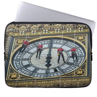 Sleeve Para Notebook Líquidos de limpeza na bolsa de laptop de Big Ben