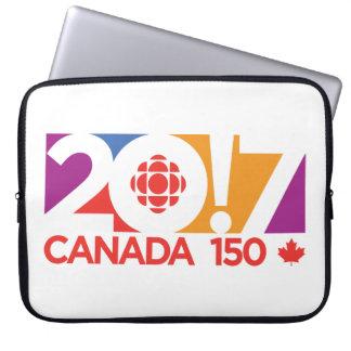 Sleeve Para Notebook Logotipo 2017 de CBC/Radio-Canada