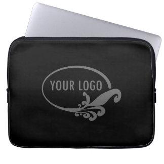 Sleeve Para Notebook Logotipo de Polegada Costume Branded Empresa da