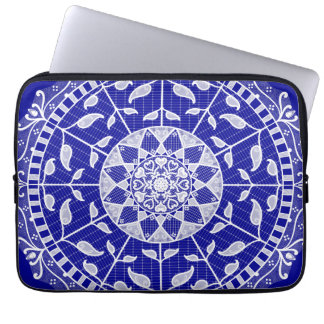 Sleeve Para Notebook Mandala da safira