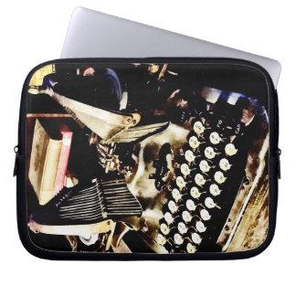 Sleeve Para Notebook Máquina de escrever antiga Oliver #9