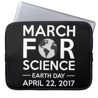 Sleeve Para Notebook Março para a ciência 2017
