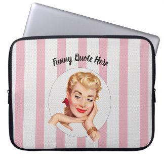 Sleeve Para Notebook Modelo do saco do laptop
