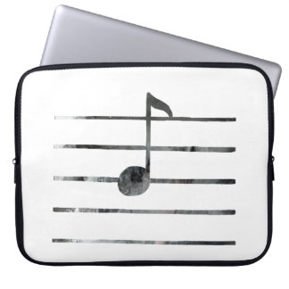 Sleeve Para Notebook Nota musical