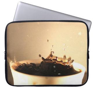 Sleeve Para Notebook O café espirra