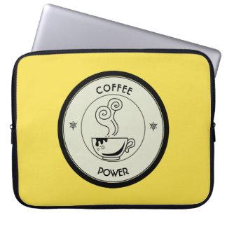 Sleeve Para Notebook Poder do café