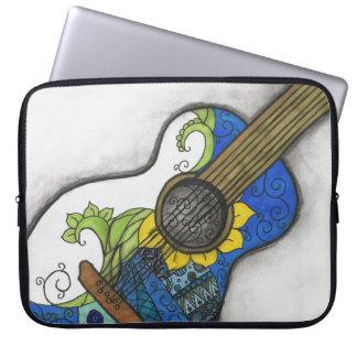 Sleeve Para Notebook Saco dos eletrônicos da guitarra