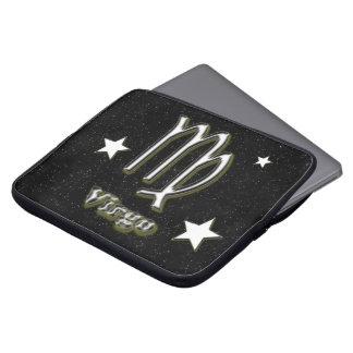 Sleeve Para Notebook Símbolo do Virgo