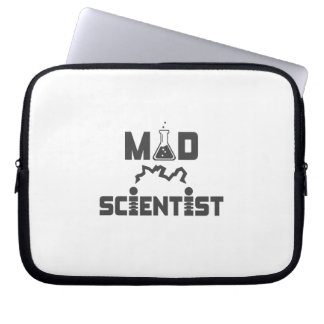 Sleeve Para Notebook Taça elétrica da ciência do cientista louco