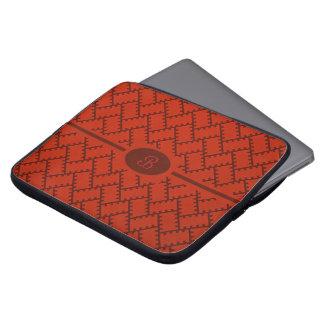 Sleeve Para Notebook Um teste padrão 15 de Herringbone