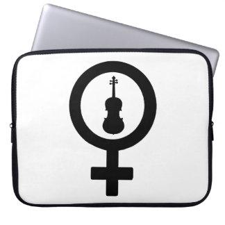 Sleeve Para Notebook Viola de Venus