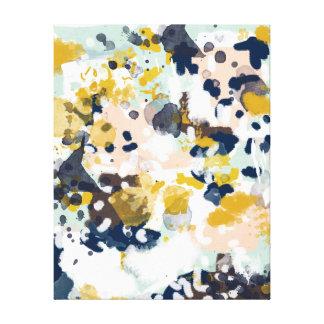 Sloane - arte abstrata da parede das canvas