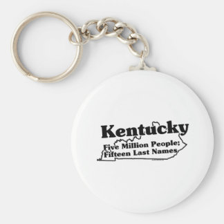 Slogan do estado de Kentucky Chaveiro