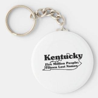 Slogan do estado de Kentucky Chaveiros