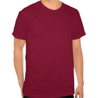 Slogan dos meios da ferocidade camisetas