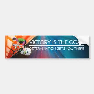 Slogan SUPERIOR da vitória do ciclismo Adesivos