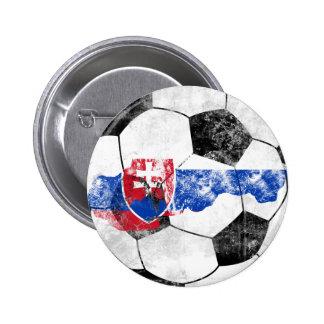 Slovakia afligiu o futebol pins