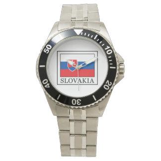 Slovakia Relógio De Pulso