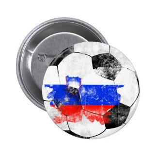 Slovenia afligiu o futebol botons