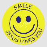 Smile Jésus Loves You