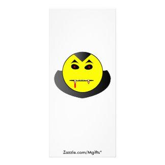 Smiley de Dracula 10.16 X 22.86cm Panfleto
