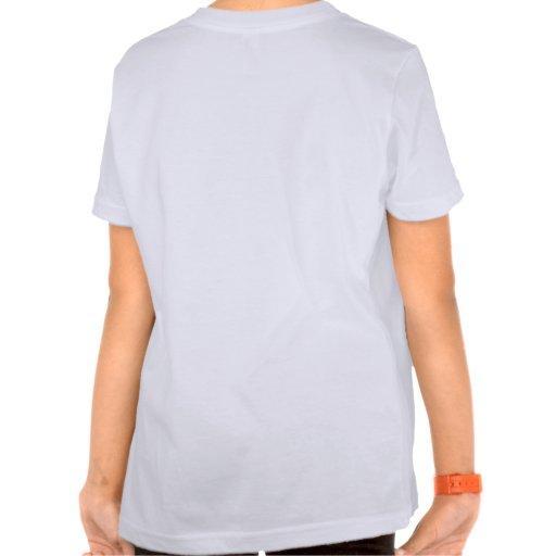 Smiley do vaqueiro t-shirt