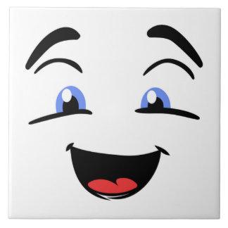 SMILEY EYED AZUL