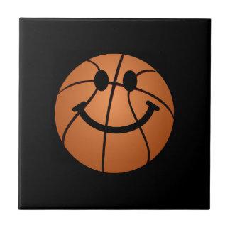Smiley face do basquetebol