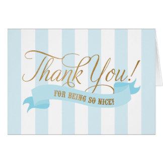 Snips e cartões de agradecimentos dos caracóis