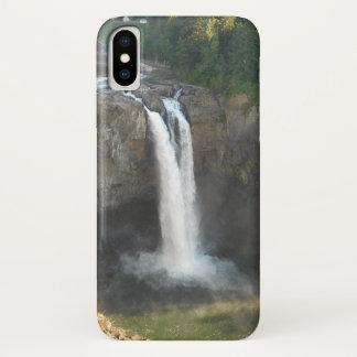 Snoqualmie cai capa de telefone