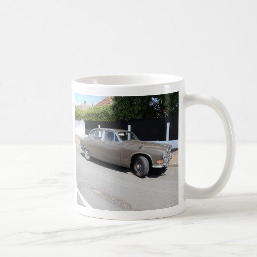 soberano de Daimler dos anos 60 Caneca