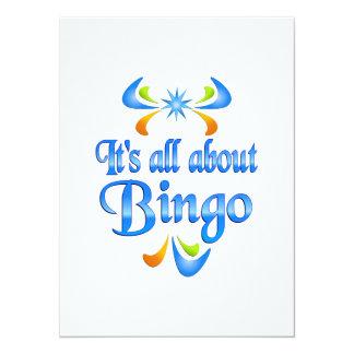 Sobre o Bingo Convite Personalizados