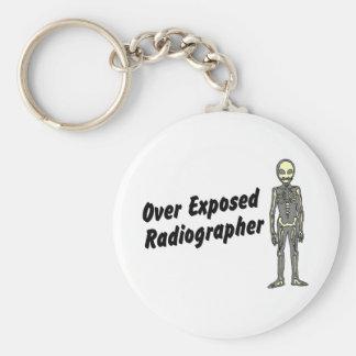 Sobre o técnico de radiologia expor chaveiro