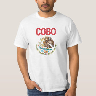 Sobrenome de Cobo Camisetas