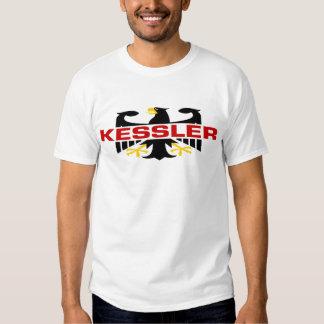 Sobrenome de Kessler Camiseta