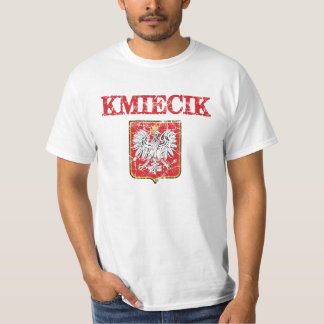 Sobrenome de Kmiecik Camiseta