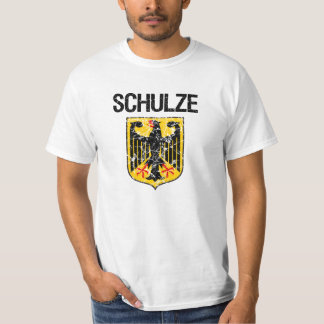 Sobrenome de Schulze Camiseta