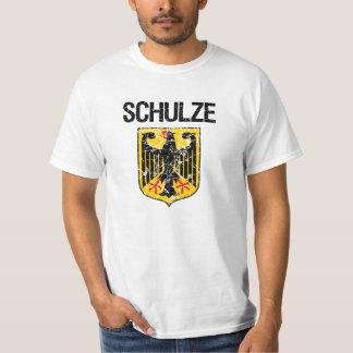 Sobrenome de Schulze T-shirt