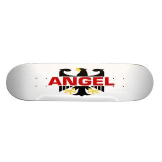 Sobrenome do anjo skate boards