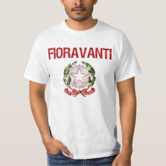Sobrenome do italiano de Fioravanti Camiseta