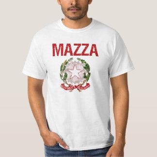 Sobrenome do italiano de Mazza Tshirts