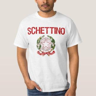 Sobrenome do italiano de Schettino Camiseta