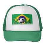 Soccer World Cup 2014 Bonés